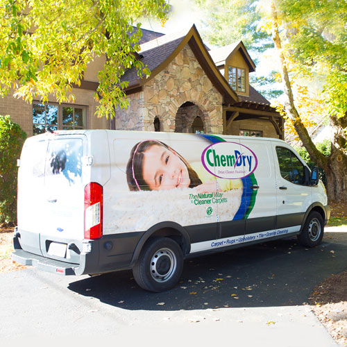 Big Sky Chem-Dry's Technicians are professionally trained carpet cleabners